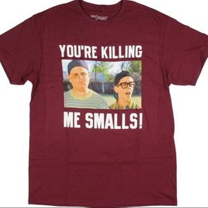 "The Sandlot ""You're Killing Me Smalls!"" Tee sz 2XL"
